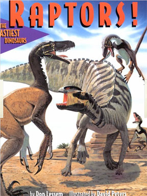 Raptors book cover