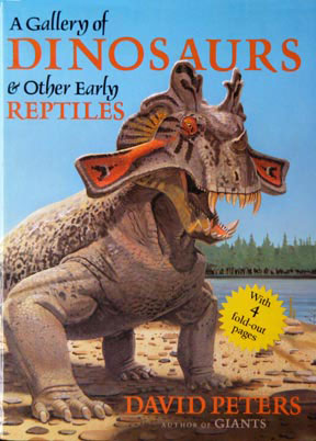 A Gallery of Dinosaurs book cover