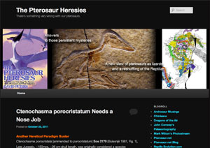 The Pterosaur Heresies Blog